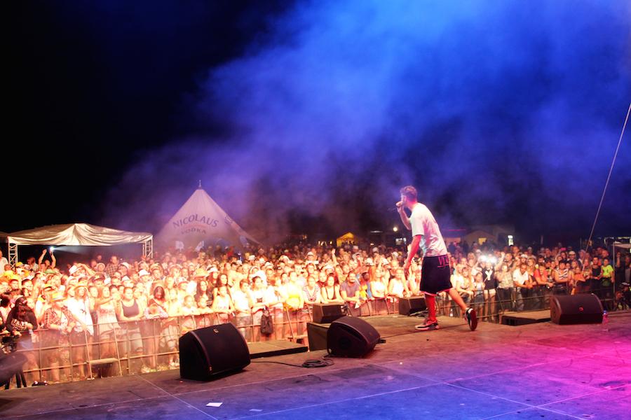 POME RUDAVA 2015 - Majk Spirit, foto: Záhorí.sk