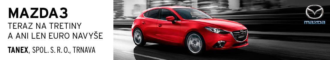 Tanex Mazda