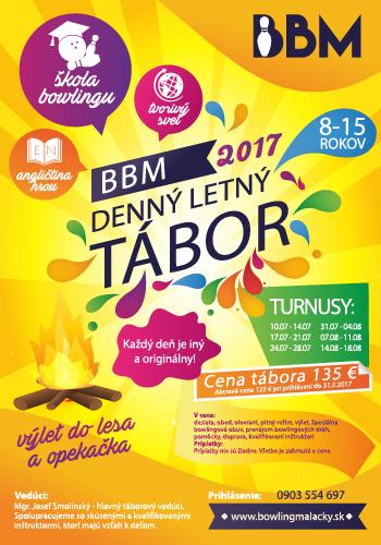 Letny tabor BBM jul 2017