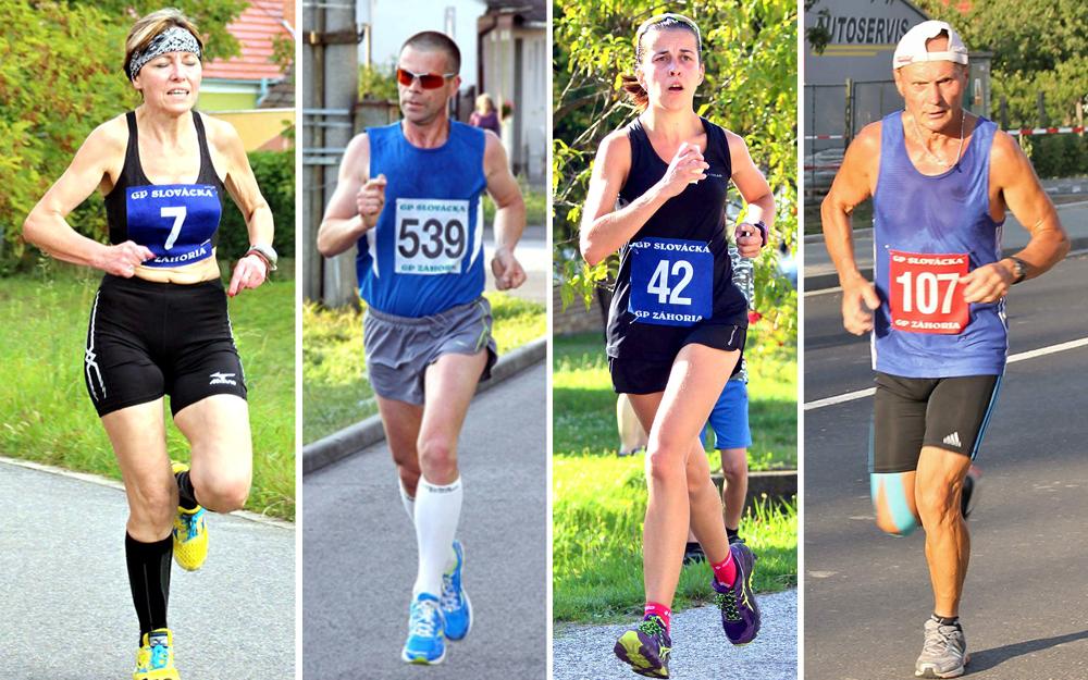 Anna Portášiková, Dušan Brezovský, Mária Truissard a Miroslav Mikula