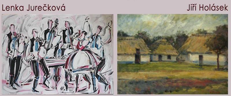 vystava-zahoracke-muzeum-Jureckova-Holasek-Malby-kamven
