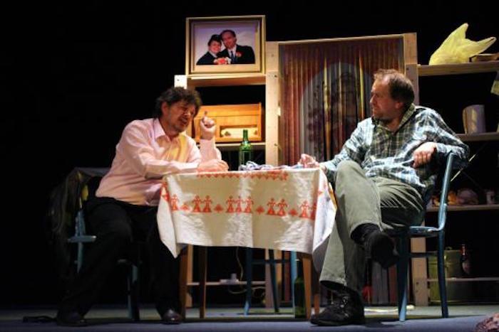 Divadlo na hambálku: M. Gavran: Muž mojej ženy