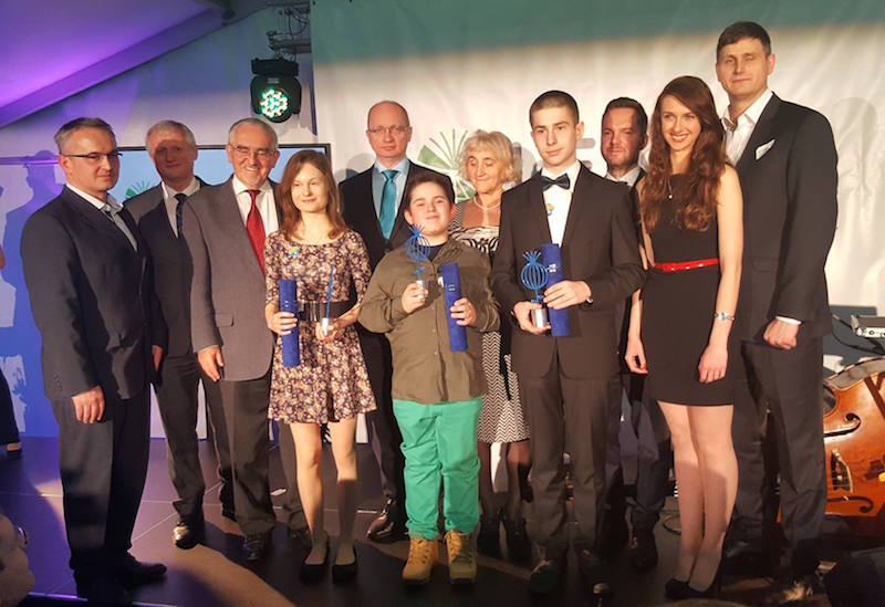 Foto: Daniel Dluhý, Zdroj: award.leaf.sk