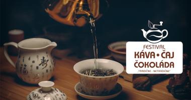 d3144cf86575 Blíži sa Festival Káva – Čaj – Čokoláda  Hra vôní a chutí