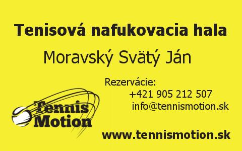 Tennis Motion – september 2018