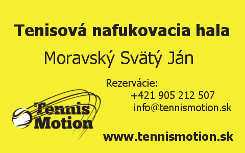 Tennis Motion – september 2018
