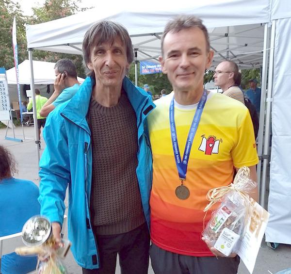 Marián Medlen (vľavo) a Pavol Kalman