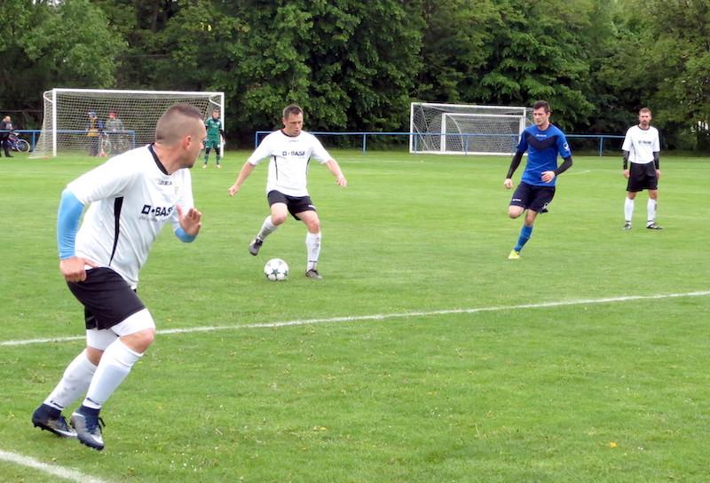 Foto zo zápasu Kunov - Hradište 3:0.
