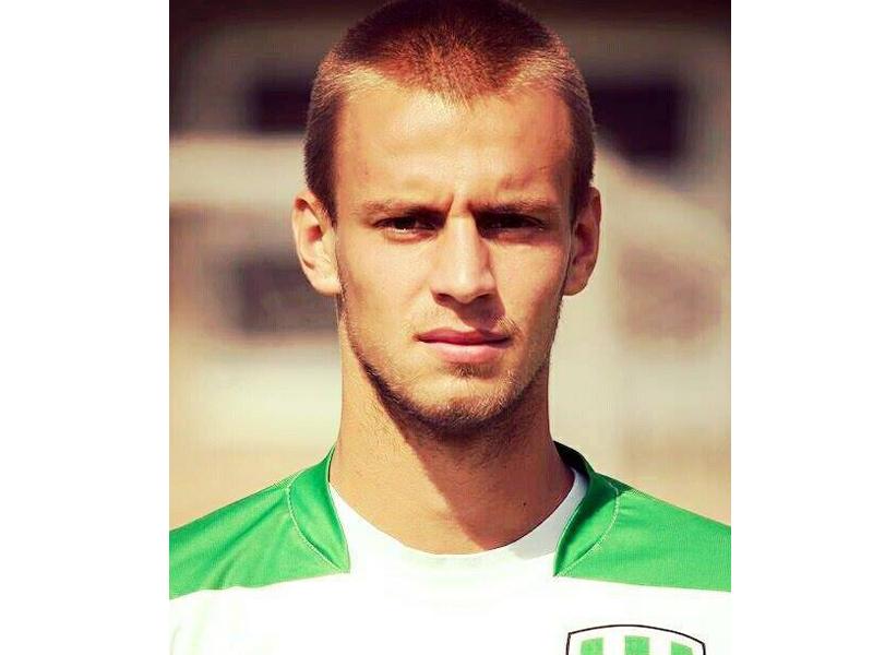 Erik Guoth, autor 7 gólov v zápase Š. Humence - Rovensko 3:8