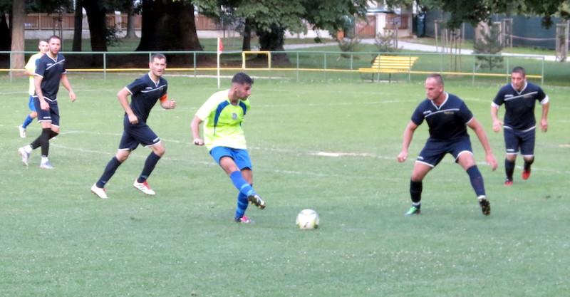 Foto zo zápasu Jablonica - Čáry 2:1