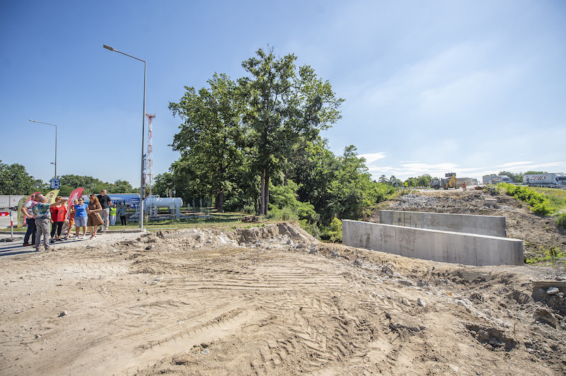 Rekonštrukcia ciest Malacky