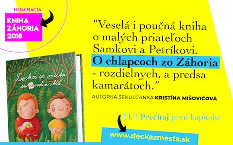 Kniha – Decká – september 2019