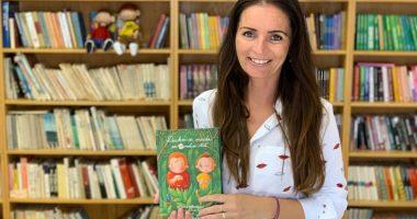 Kristína Mišovičová autorka knihy Decká z mesa sa (ne)vedia biť
