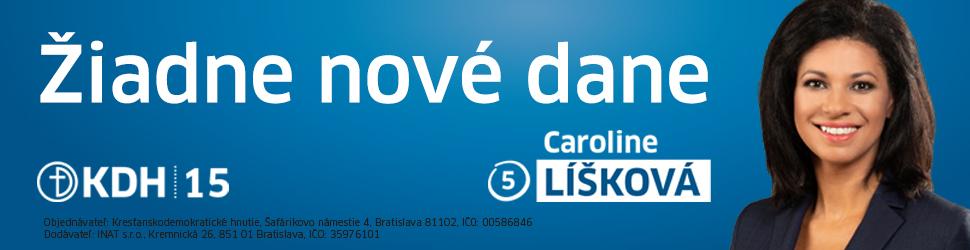 KDH Caroline Liskova