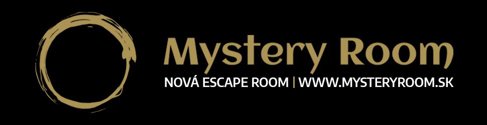 Mystery Room – ŠTART