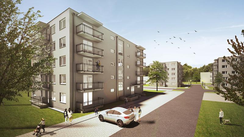Nový Bytový komplex Kúty