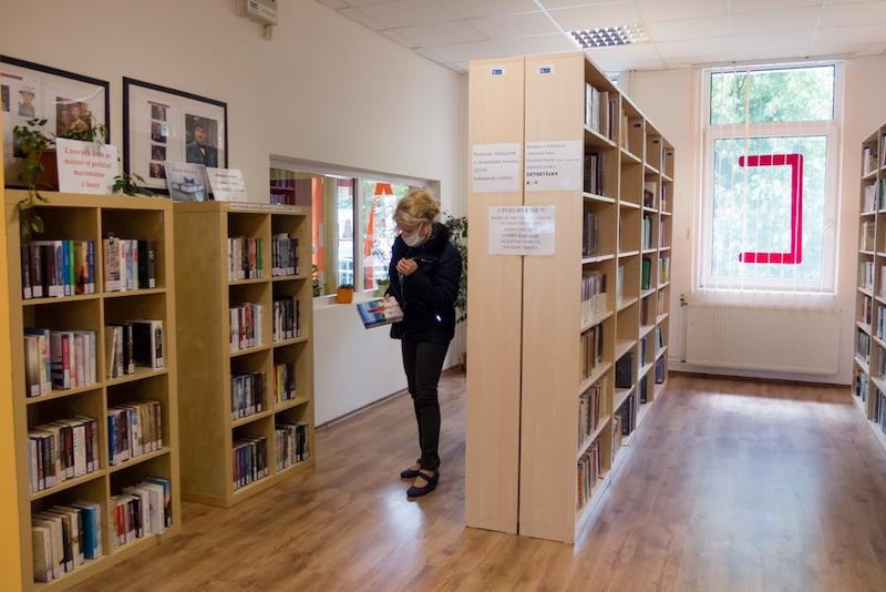 knižnica MCK Malacky