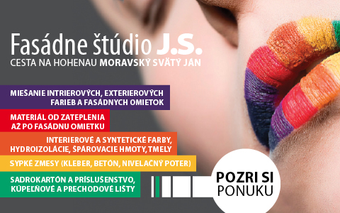 Fasádne štúdio J.S. – jún 2020