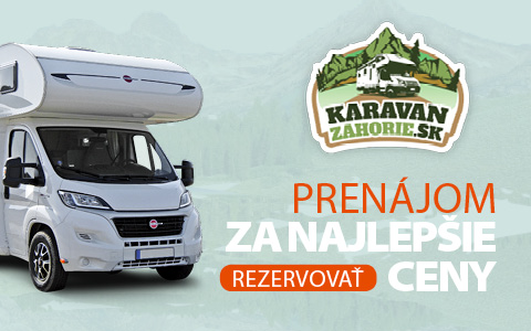 Karavan Zahorie jun 2020