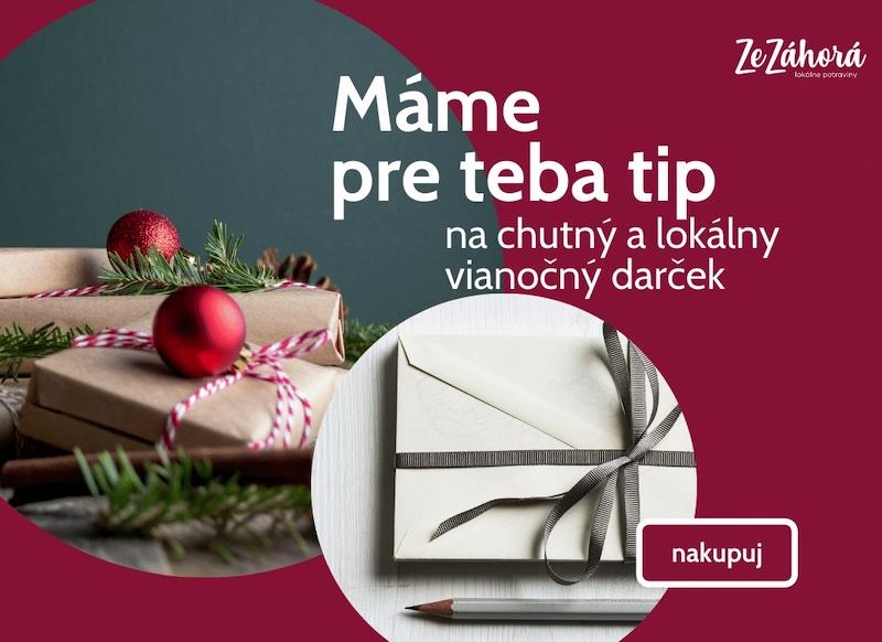 ZeZahora banner vianoce